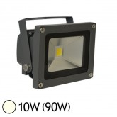 Projecteur Led 10W (90W) IP65 Blanc jour 4000°K