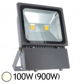 Projecteur Led 100W (900W) IP65 Blanc jour 4000°K
