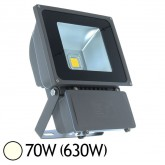 Projecteur Led 70W (630W) IP65 Blanc jour 4000°K