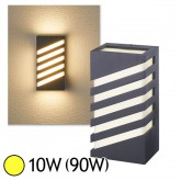 Applique murale LED COB 10W(90W) IP54 Blanc chaud 3000°K
