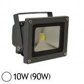 Projecteur Led 10W (90W) ext IP65 Blanc jour 6000°K