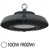Lampe mine LED UFO 100W (900W) IP65 Blanc jour 6000°K