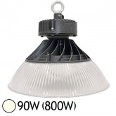 Lampe mine LED 90W (800W) IP65 Blanc jour 4000°K