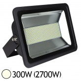 Projecteur Ext LED 300W (2700W) IP65 Finition Gris Anthracite Blanc jour 4000°K
