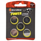 Piles (x5) CR2016 - 3V - Lithium Pro High Power Sundex