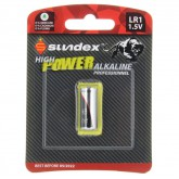 Pile LR1 - 1.5V - Alcaline Pro High Power Sundex