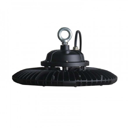 Lampe mine LED UFO Mean Well 150W (1350W) IP65 Blanc jour 6000°K