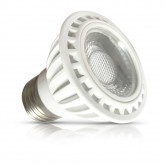 Spot LED 6W (55W) COB E27 Dimmable Blanc chaud