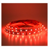 BANDEAU 5m LED 72W 12VDC IP20 (nu) Couleur ROUGE