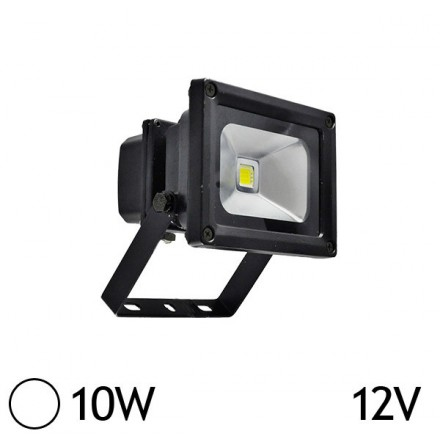 projecteur led 10w 95w ip65 12 volt led et fluo. Black Bedroom Furniture Sets. Home Design Ideas