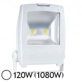 Projecteur Led 120W (1080W) IP65 Slim (blanc) Blanc jour