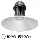 Lampe mine LED 100W (950W) IP54 Blanc jour 6000°K